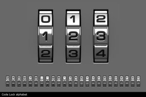 Кодовый замок на подъезд