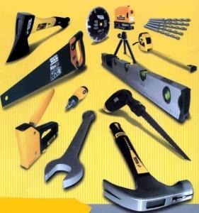 Набор инструментов для врезка замка