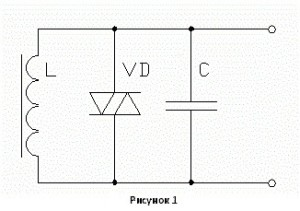 схема электромагнитного замка