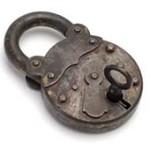 Как открыть (вскрыть) амбарный замок без ключа