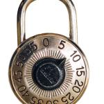 Как открыть кодовый замок?