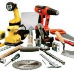 Набор инструментов и приспособлений для врезки замков