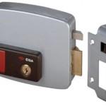 Выбор и установка электромеханического замка на двери