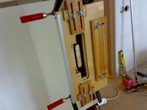 Шаблон для врезки замка и петель — как использовать