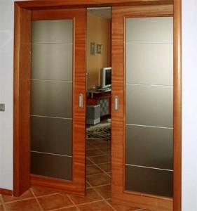замок на раздвижные двери