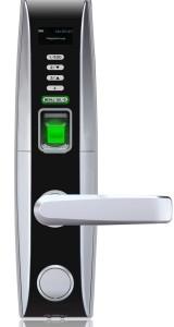 биометрический замок на дверь